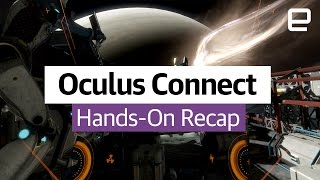 Oculus Connect 3 Recap