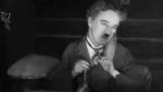 Charlie Chaplin- Table Ballet