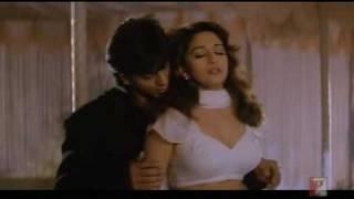 MADHURI KISS ON NECK.MPG