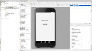Bangla Android Tutorial 5: TextView And Button