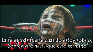 Jeff Hardy 'Obsolete' Canción Subtitulada + Custom video
