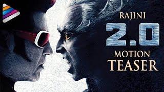 Rajinikanth Robo 2 FIRST LOOK TEASER   Fan Made   2 Point 0 First Look Teaser   Akshay Kumar