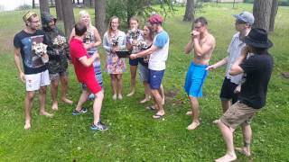 Friends give the most incredible wedding surprise