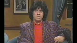 Pedro Almodovar interview on Late Night (1994)