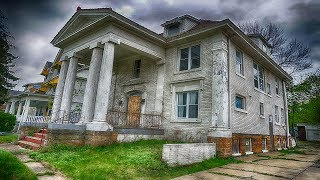 You Can Hear Strange Noises inside this Abandoned House