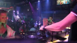 Dj Martin (Pure Honey) - Live mix in Oblico Morale (11.10.2012).mp4