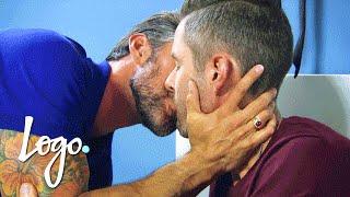 Paul & Prince Charming Share a Kiss   Finding Prince Charming