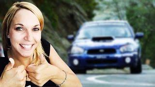 Kerstin Taus - Subaru Impreza WRX STi - 2014
