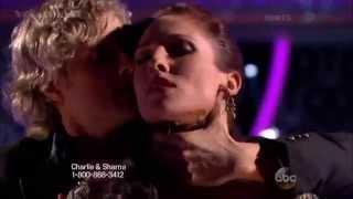 Sharna Burgess and Charlie White ~ Tango ~ Week 2 ~ DWTS 18