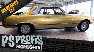 Mercedes SLC | PS Profis - Oldtimer im Visier