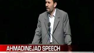 Ahmadinejad on the treatment of women and homosexuals