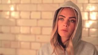 NAKED CARA DELEVINGNE ? // PUMA x RIHANNA // CARA DELEVINGNE INTERVIEW // PERSONAL VIDEO