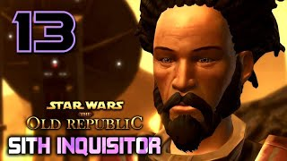 Star Wars: The Old Republic (Sith Inquisitor) ★ PART 13 ★ Story Walkthrough / All Cutscenes