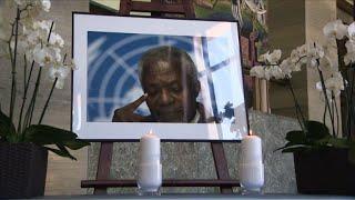 UN rights chief pays tribute to Kofi Annan