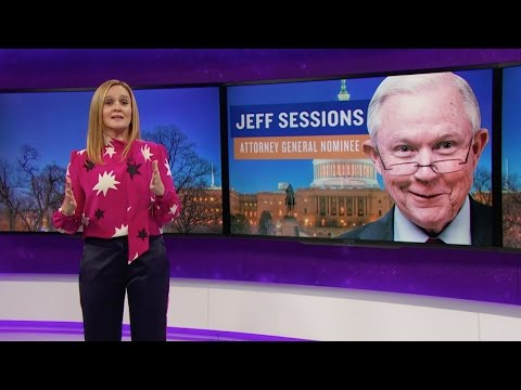 A Session On Sessions Full Frontal with Samantha Bee TBS