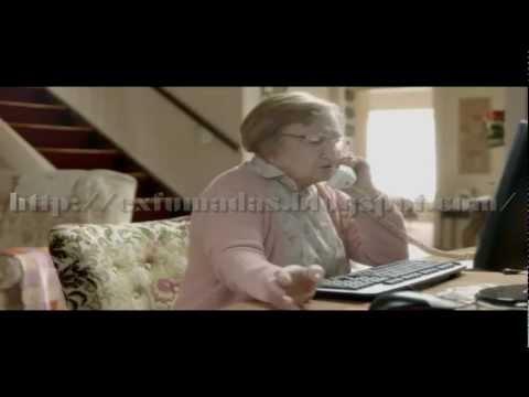 PUBLICIDAD ARGENTINA - ABUELA - COMPLETA PARTE 1 (5 VIDEOS)