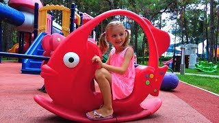 Playground for Kids Fun Playtime Family fun play area Kids Nursery Rhymes Song