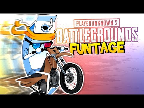 PUBG FUNTAGE Motorbike MADNESS AND More