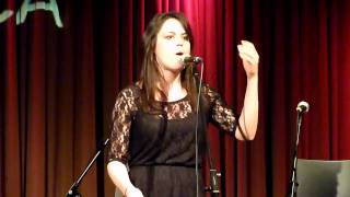 "Behind the Music-al: Laura D'Andre - If I Had You"" by Drew Gasparini"
