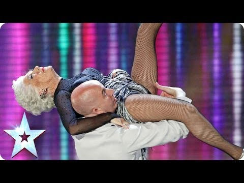 Paddy and Nico raise the bar Britain s Got Talent 2014 Final