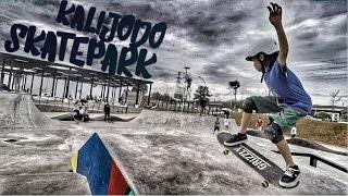 Main di Kalijodo Skate Park