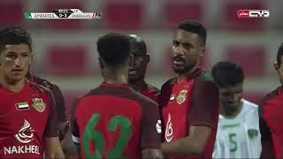 اهداف شباب الاهلي   مباراة # شباب_الأهلي 4 و الإمارات 0 - دوري الخليج العربي
