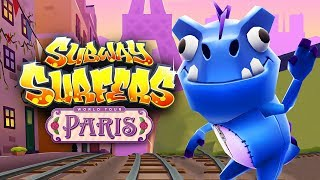 SUBWAY SURFERS - PARIS 2018 ✔ DINO AND 50 MYSTERY BOXES OPENING