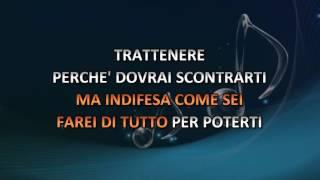 Anna Oxa ft Fausto Leali - Ti Lascero' (Video karaoke)