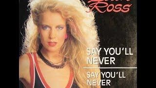 """Lian Ross - Say You'll Never (Original 12"""" Mix) HD 1985"""