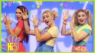 Dance off | Hi-5 - Season 17 | Song of the Week | Kids Songs