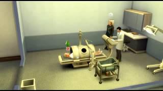 シムズ4 病院出産