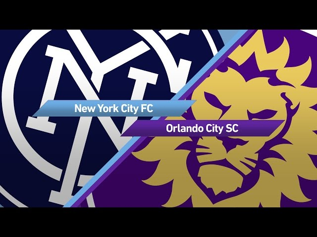 Highlights: Orlando City vs. New York City FC | April 23, 2017