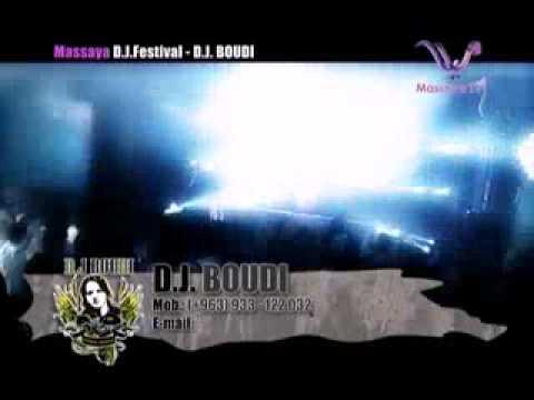 D J Boudi Live  1