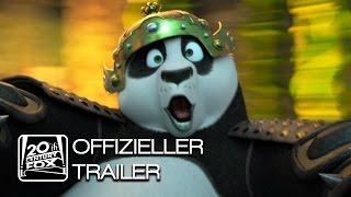 Kung Fu Panda 3 | Abgedreht + Trailer | Deutsch HD DreamWorks  | TrVi