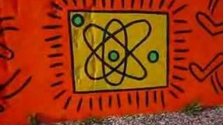 Keith Haring, Restored Mural at Soho, New York (May 2008)