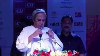 CII Enterprise Odisha 2014 - Inaugural Ceremony - Full Length Video