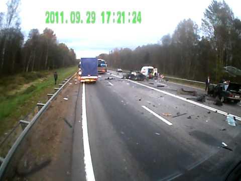 Dramatyczny wypadek w Rosji