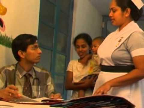 Discharging patients doctor nurse bad