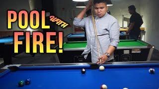 VLOG - Bermain Pool Bersama FIRE~!! (Malaysia)