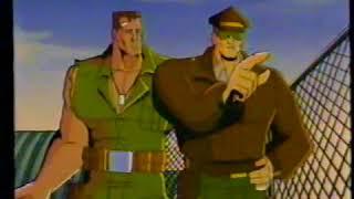 Sgt Savage y sus aguilas victoriosas Latino