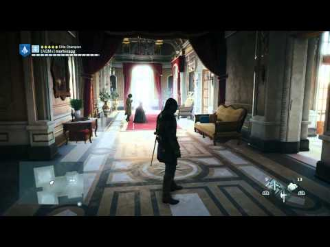 Assassin s Creed Unity Exploring Luxembourg Palace