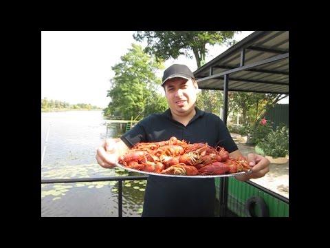 видео о рыбалке ловля раков