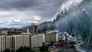 Japan Tsunami Rare video collection-Unbelievable moments