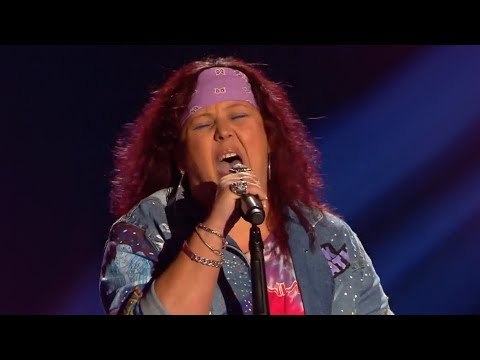 Best Rock & Metal Blind Auditions in THE VOICE [Part 3] Video Clip