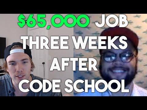 Xxx Mp4 How He Got A Job IN THREE WEEKS After Code School 3gp Sex