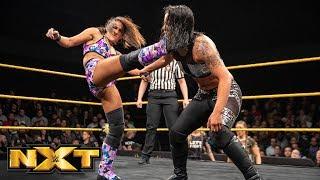 Dakota Kai vs. Shayna Baszler: WWE NXT, Dec. 5, 2018