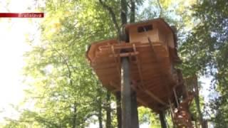 SPRÁVY | 21.03.2017 | FLASH - Záujem o domček na strome je veľký