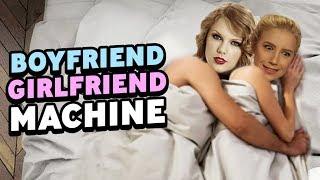 THE BOYFRIEND & GIRLFRIEND MACHINE (Squad Vlogs)