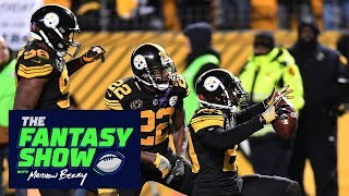 Dan Graziano sees Steelers' win against Titans as sign of things to come | The Fantasy Show | ESPN