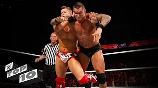 Amazing Finisher Reversals: WWE Top 10